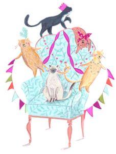 miss petitfour cats