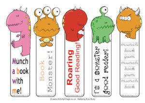 monster_bookmarks_460